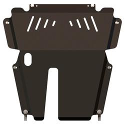 Защита  для Lada Largus (Ларгус) сталь 2 мм