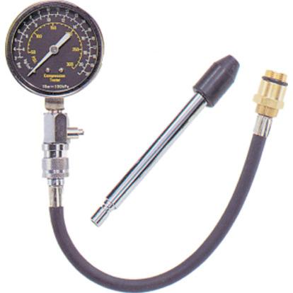 Компрессометр бензиновый с гибкой и жесткой насадкой