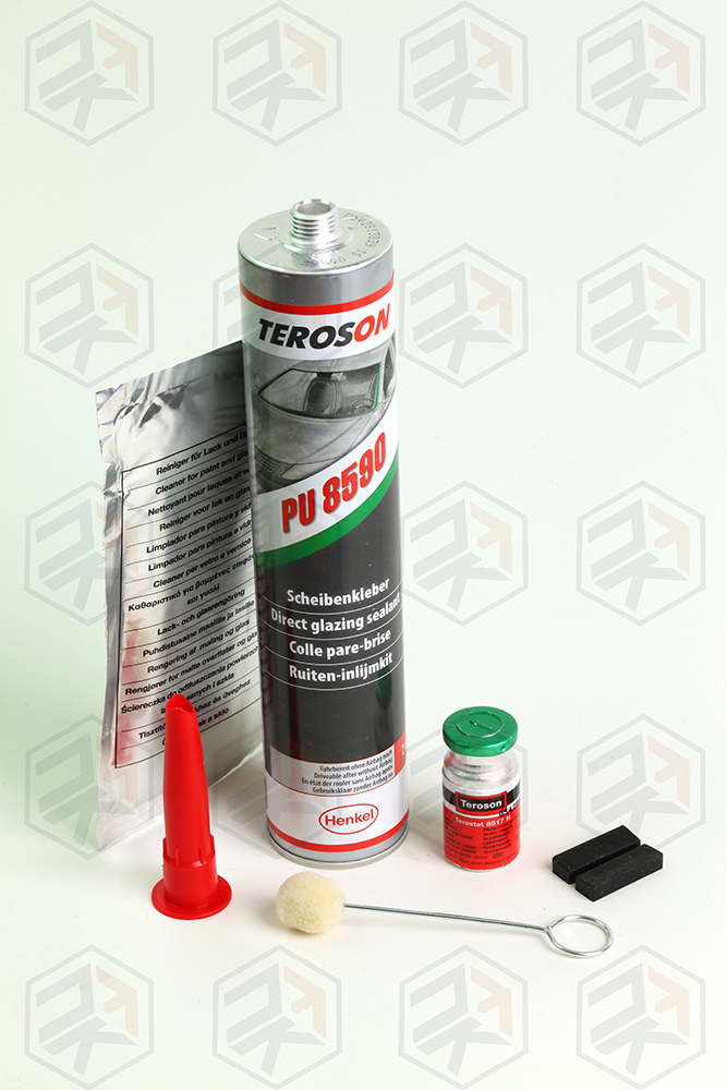 TEROSTAT 8590 (теростат), комплект для вклейки стекол (Терозон)
