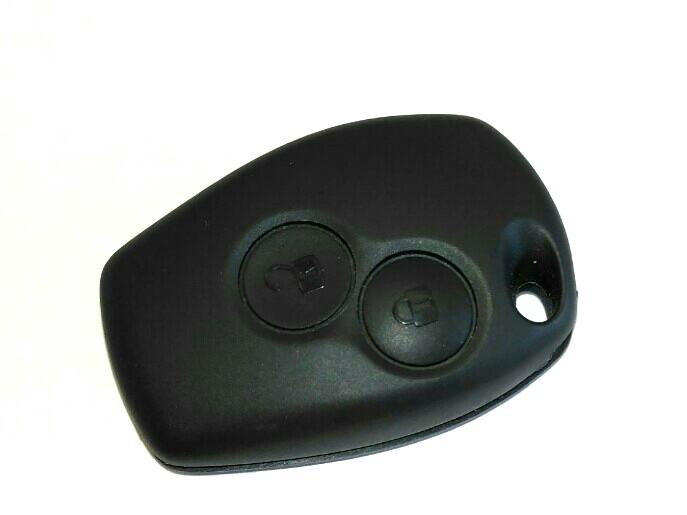 Корпус пульта дистанционного управления Largus, Renault (резиновые кнопки)
