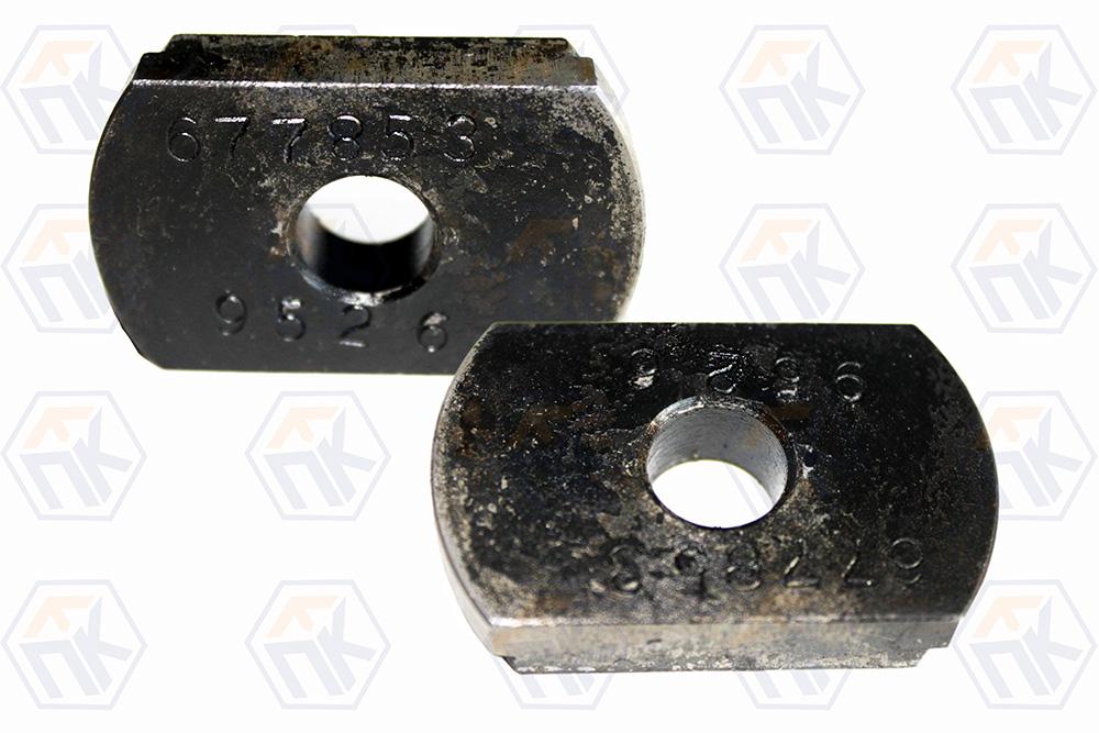 67.7853-9526 Шайба для выпрессовки наружного кольца внутреннего подшипника ступицы переднего колеса