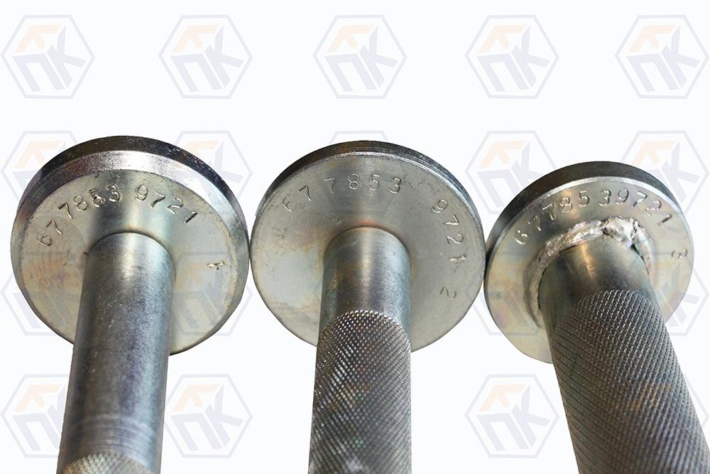 67.7853-9721L Комплект оправок для монтажа сальников дифференциала КП JR5, JH3 авт. LADA LARGUS