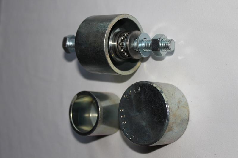 67.7853-9713LКомплект инструментов для замены нижних шаровых шарниров передней подвески авт. LADA LARGUS