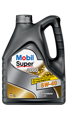 Масло моторное MOBIL 3000 5W40, 4л.