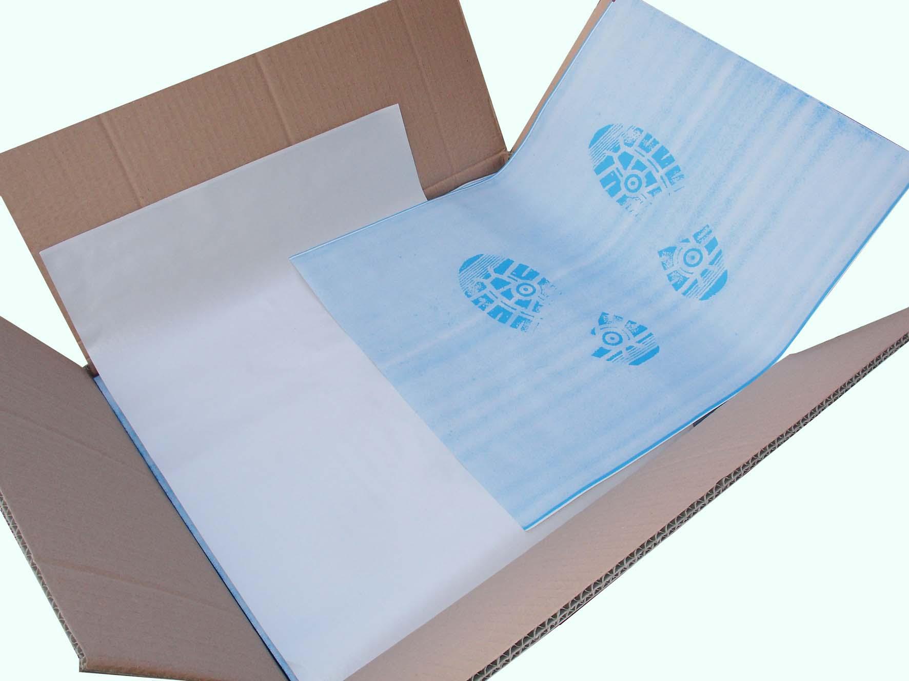Коврики под ноги бумажные белые, в пачке 500 шт.