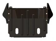 Защита для Lada Priora (Lada 2170) сталь 2 мм