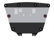 Защита  для  Lada XRAY (ИКС РЭЙ) сталь 2 мм