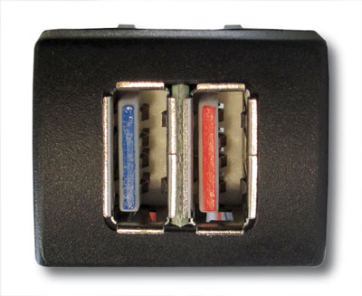 USB зарядное устройство для LADA Granta, НОВОЙ LADA Kalina и LADA Priora