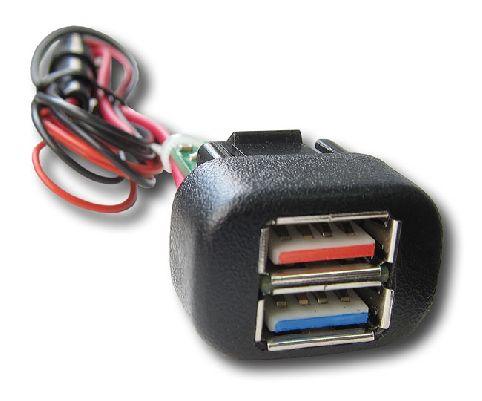 USB зарядное устройство для LADA 4x4, LADA Kalina и LADA Samara