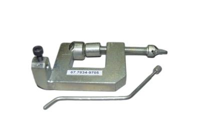 67.7834-9705 Приспособление для замера перемещения рулевой рейки авт. LADA (без индикатора)