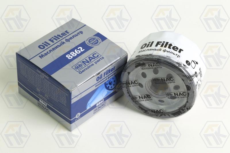 Фильтр масляный  NAC