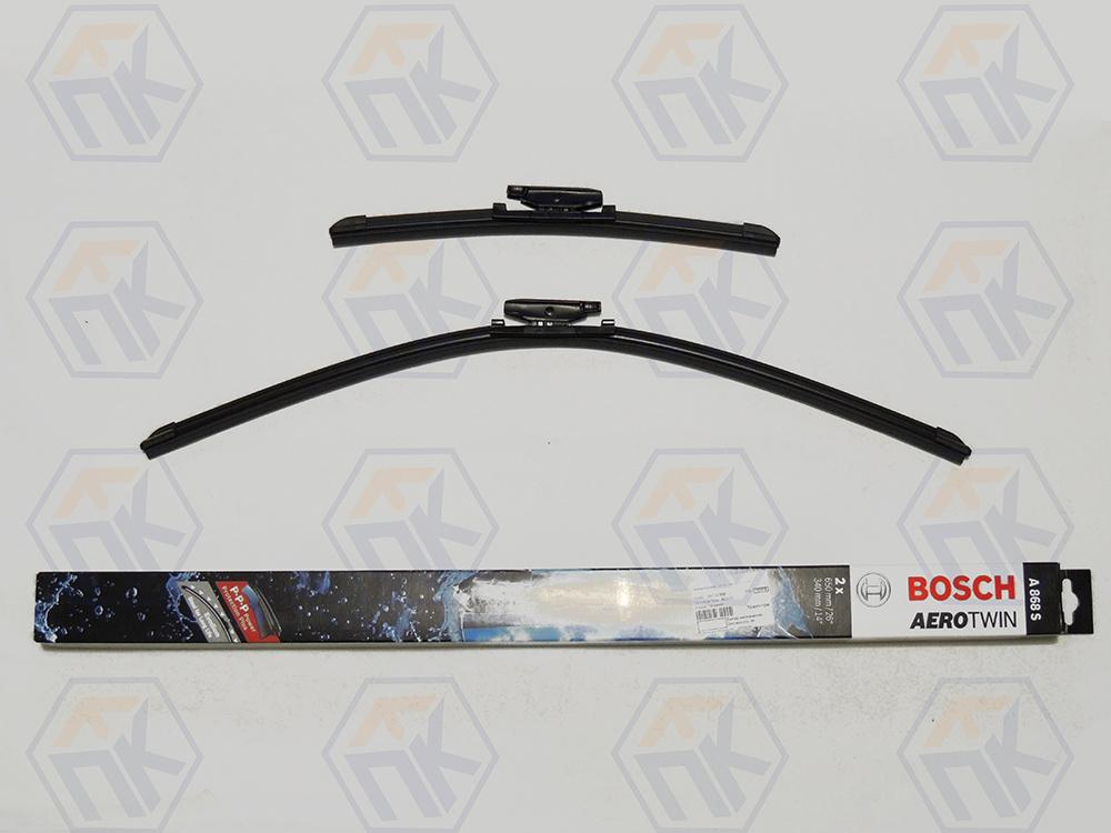 Щетки стеклоочистителя XRAY (650/340 мм) бескаркасные