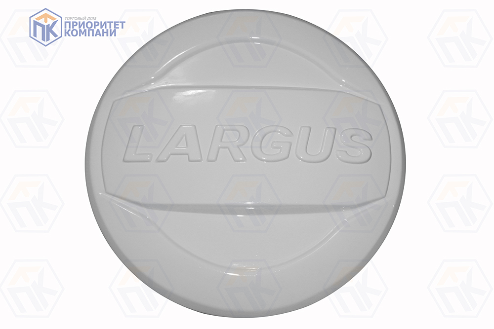 "Чехол на запасное колесо Ларгус 15' с логотипом ""LARGUS"""