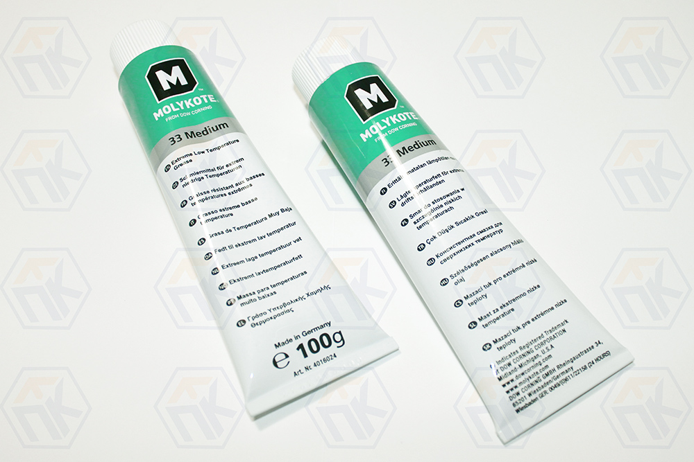 Смазка Molykote 33 Medium