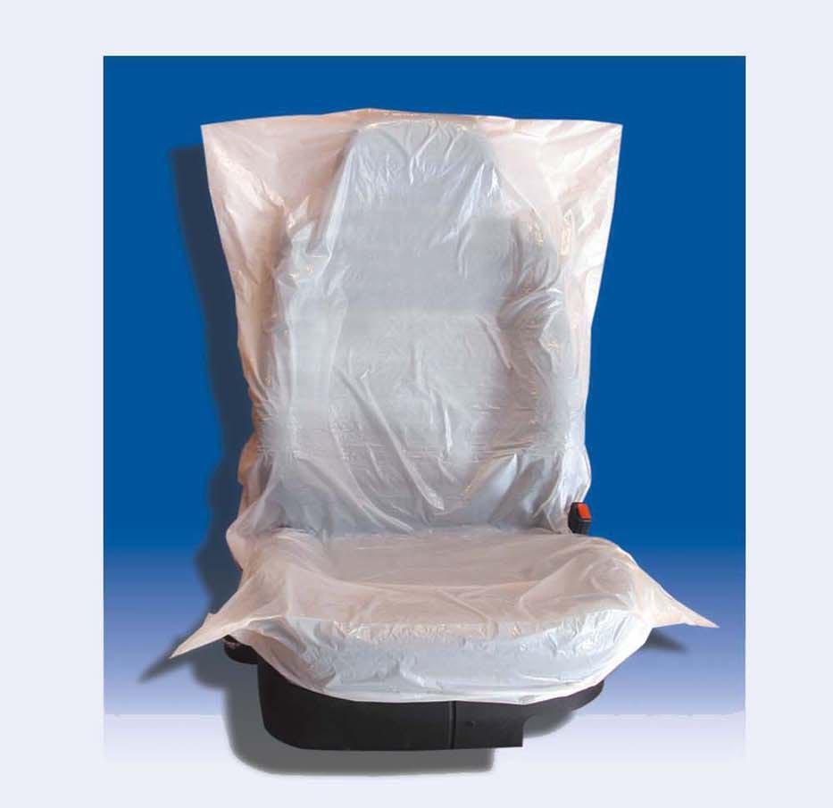 Чехол на сиденье а/м в рулоне, 500 шт