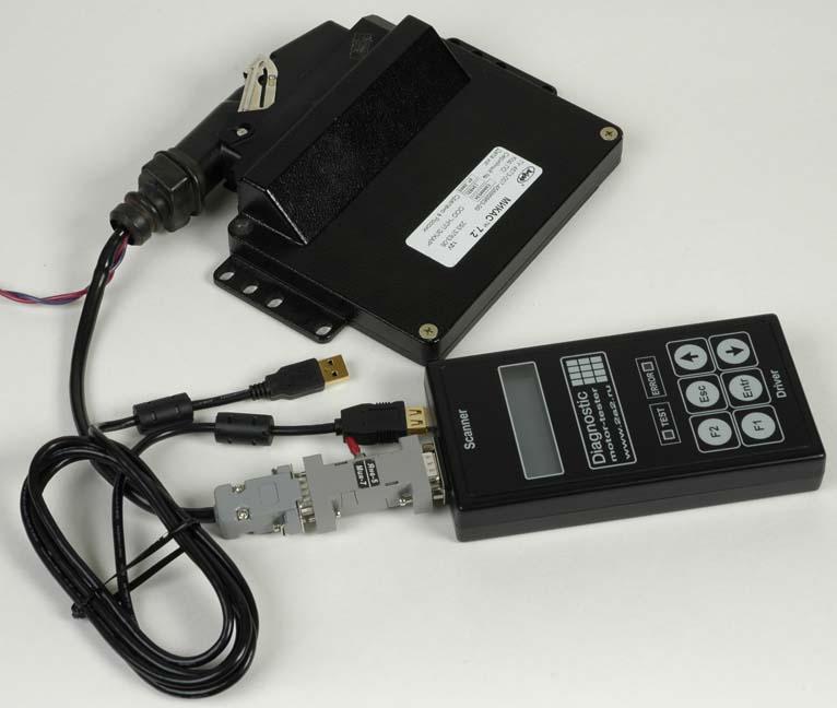 Сканер-тестер СТМ-6