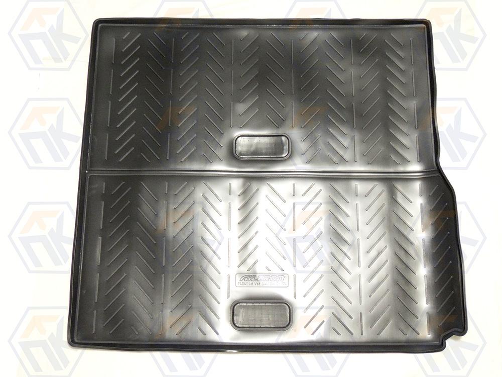 Ковер багажника Vesta SW, CROSS полимерный