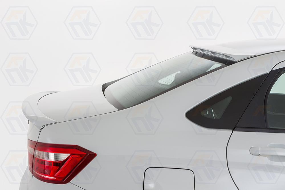 Дефлектор заднего стекла VESTA, окрашенный