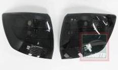 Задние черные светодиодные фонари Лада Гранта
