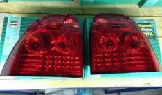 Задние красные светодиодные фонари Лада Приора