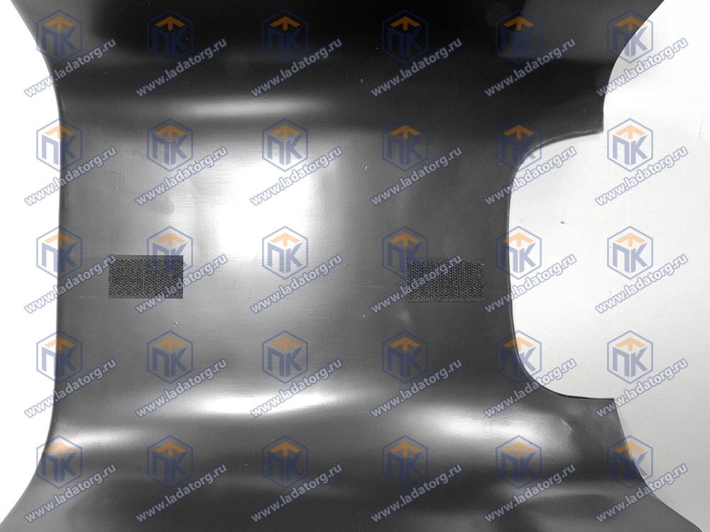 """Накладка на ковролин """"перемычка"""" тоннеля заднего ряда ВЕСТА"""